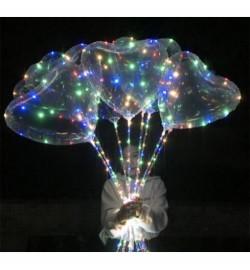 Шар Воздушный светодиодный шар сердце(LED лампы, 3 режима)