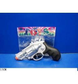 Пистолет-трещетка 6301 (480шт/2) в пакете 15см