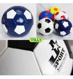 Мяч футбольный BT-FB-0023 PVC 300г 2-х слойный 5цв./100/