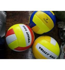 Мяч волейбол YW18002 (50шт) PVC 280 грамм, 3 цвета