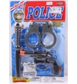 Полицейский набор 88831 лист.19*29 ш.к./360/