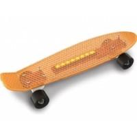 Скейт оранжевый артикул 0151/2