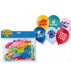 1111-0033 Набір кульок Вітаю 30см 30од.