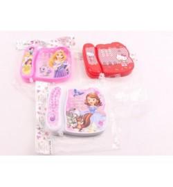 Моб.телефон 8101 (480шт/2) 3 вида,батар., в пакете 13*11*3см
