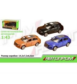 Машина металл 67332 (96шт/2)