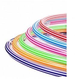 Обруч цветной  0 мини (53 см ) арт0176