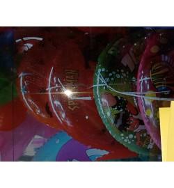 Круг надувной YW1867 (420шт) 4 вида, 60см