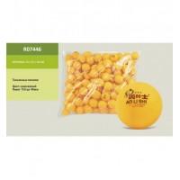 Теннисные мячики R07446 (TB0102) (2800шт) в пакете 38мм