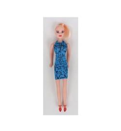 Кукла 008R2 (200шт) 26см, 16видов, в кульке, 26-6-3см