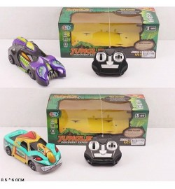 Машина ESD899-4-6 (36шт) р/у, 21,5см, резин.колеса, небьющ.корпус, 2в,на бат,в кор-ке,29,5-12-11,5с