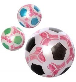 Мяч детский MS 1348 (240шт) 9 дюймов,футбол,рисунок, 60грамм, 3 цвета, в кульке,