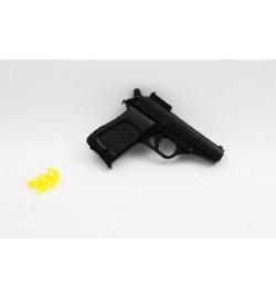 Пистолет 003-1 (720шт/2) пульки,в пакете 13*9см