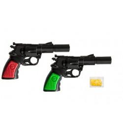 Пистолет 005-1 (720шт/2) пульки,в пакете 15*10см