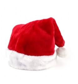 Шапка Деда мороза, красная