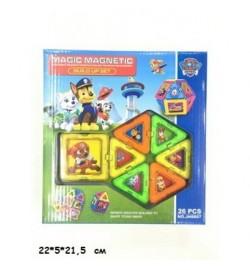 Конструктор магнитный MAGIC MAGNETIC JH8897