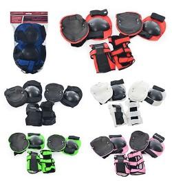 Защита MS 0032 (50шт) для роликов, 4 цвета, в сетке,
