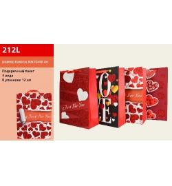 Подарочный пакет 212L