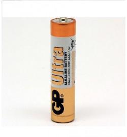 Батарейка GP 24AU-S2 Ultra alkaline LR03, ААA, трей 2/40/