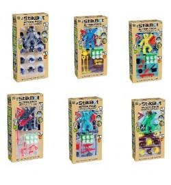 Набор для анимации stikbot 2108/09/11/12/13/14(240шт/2)6 микс,фигурка 8см,в коробке12,5*3*24см
