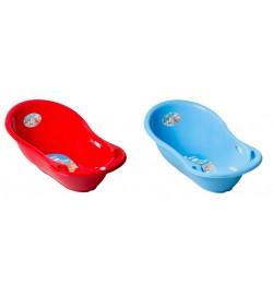 Ванночка Tega Cars CS-005 102 cm  (красный, синий)