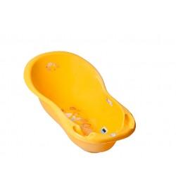 Ванночка Tega Dog and Cat PK-005 102 cm LUX со сливом и термометром yellow