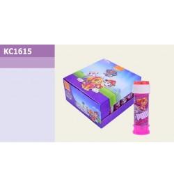 Мыльные пузыри KC1815 (KC1615) (216 шт) по 36 шт в коробке, 60 мл ЩП