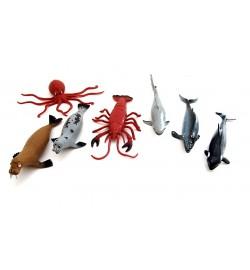 Морские животные Гонконг A010P тянучка 7-8