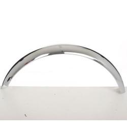 Крыло заднее 14д. RM-14CH (1шт) сталь, хром, длина 560 мм