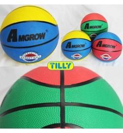 Мяч баскетбольный BT-BTB-0003 Be Best резиновый, размер 7 500г 3цв./50/
