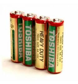 Бат. Toshiba R6, KG, AA, трей