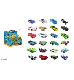 Набор моделек Hot Wheels E868-24 в яйце метал.24шт.в кор.32*19,5*24 /12/288/