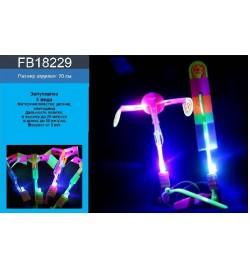 Запускалка FB18229 (1200шт) свет в асс 20см