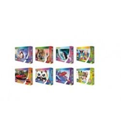 Пазлы 22816, LEO 120 эл  8 шт в блоці, 12 блоків в упаковці, 96 шт