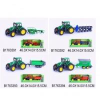 Трактор 999A-4/5/6/7/1763391/2/3/4 инерц.3в.кор.46*14*15,5 /36/