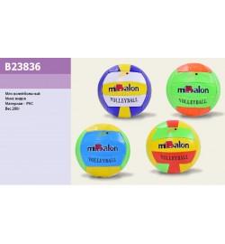 Мяч волейбольный B23836 (30шт) PVC 280 грамм, микс видов