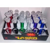 Фонарик-лазер LA-24 в упаковке 24 шт