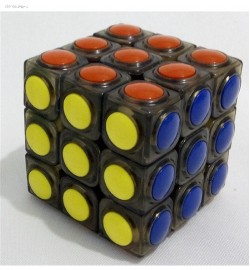Кубик Рубика K435 6шт в блоке 3*3 головоломка-логика