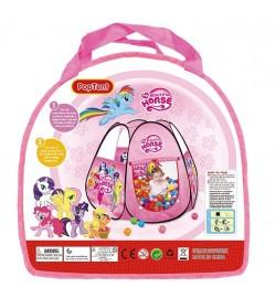 Палатка SG7008MZ (48шт/2) Пони,москитная сетка, в сумке
