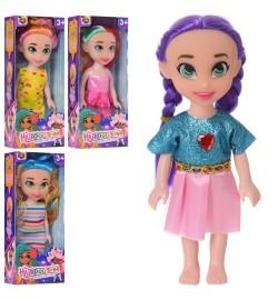 Кукла DL2019 (120шт) HD, 15см, 4вида, в кор-ке, 7-17-5см