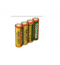 Батарейка Toshiba R3, KG, ААА, трей 2/40/400