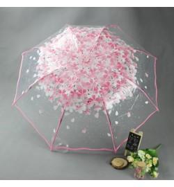 Зонтик BT-CU-0031 цветы 4цв.54см /60/