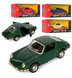 Машинка AS-2030 (72шт) АвтоСвіт,металл,1:36,инер-я,13см,открыв.двери, 4цв,в кор-ке,14,5-7,5-6,5см