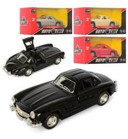 Машинка AS-2024 (72шт) АвтоСвіт,металл,1:36,инер-я,13см,открыв.двери, 4цв,в кор-ке,14,5-7,5-6,5см