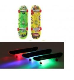 Скейт пальчиковый 2000G 2шт на блистере finger