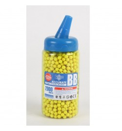 Пули BB-1A/B/C 1000шт.банка 11*6 /144/