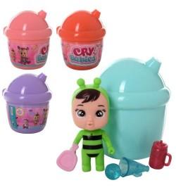 Кукла C81116 (216шт) CRB, 8см, аксессуары,в колбе9см, микс видов, в кульке, 8-9-8см