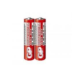 Батарейка GP 24Е-S2 Powercell R03, ААA, трей  2/40/