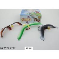 Птицы Гонконг H100-2W резин., 14