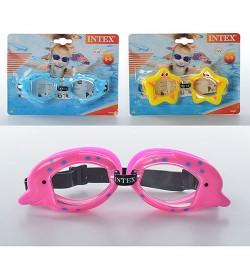 Очки для плавания 55603 (12шт)