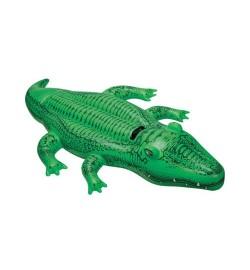 Плотик 58546 (12шт) крокодил 168-86 см